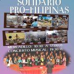 Ayudas - Cartel Pro-Filipinas
