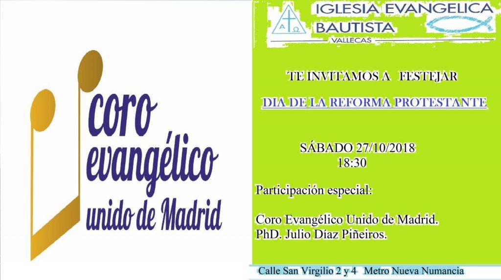 Coro Evangélico Unido de Madrid